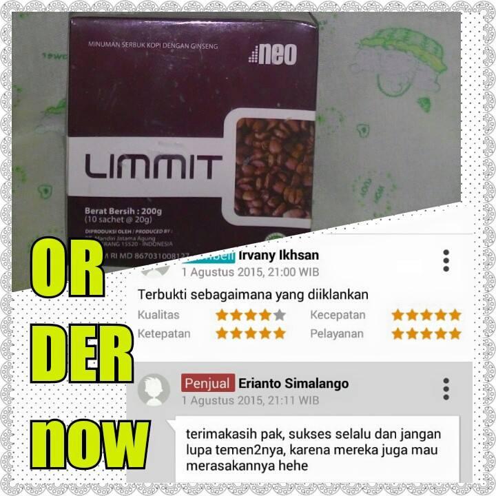 Kopi LIMMIT Neo Yang Sekarang Bukan U One
