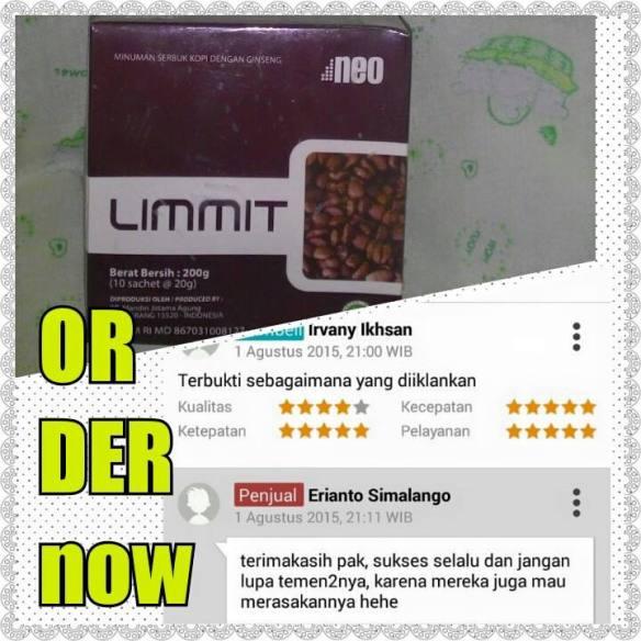 Neo Institusionalisme Adalah: Coffee LIMMIT Premium