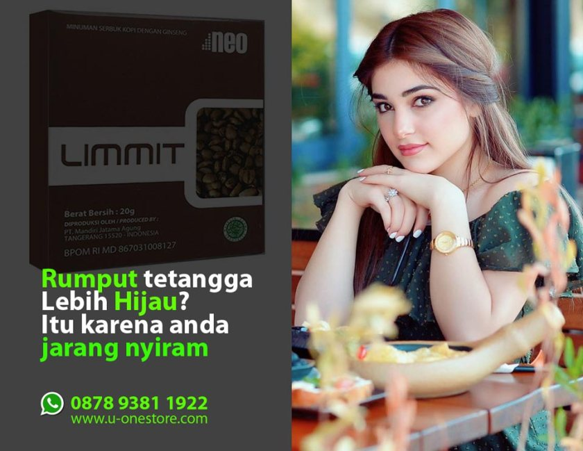 Kopi Perkasa Penambah Stamina Pria Limmit Premium
