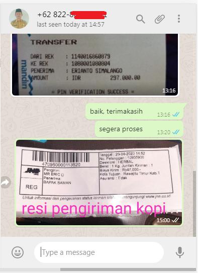 Agen Kopi SLB Lampung